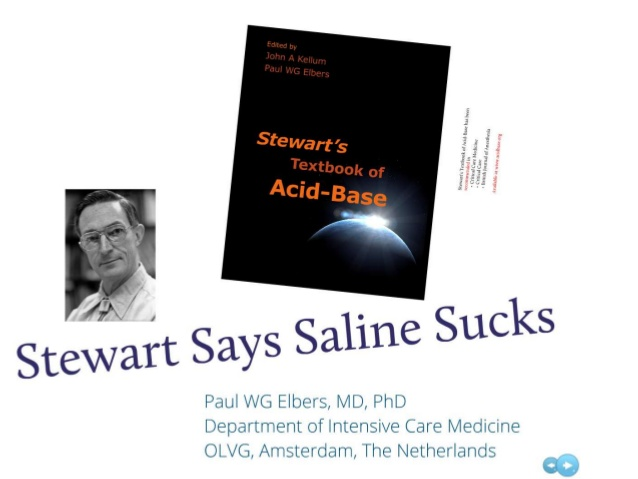 Paul Elbers - Stewart says saline sucks - IFAD 2011