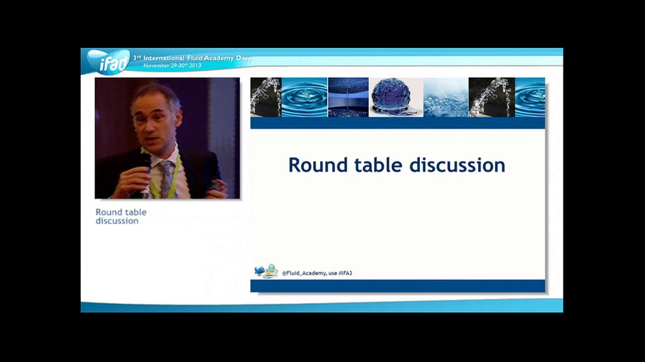 Round Table Discussion - Opening Ceremony