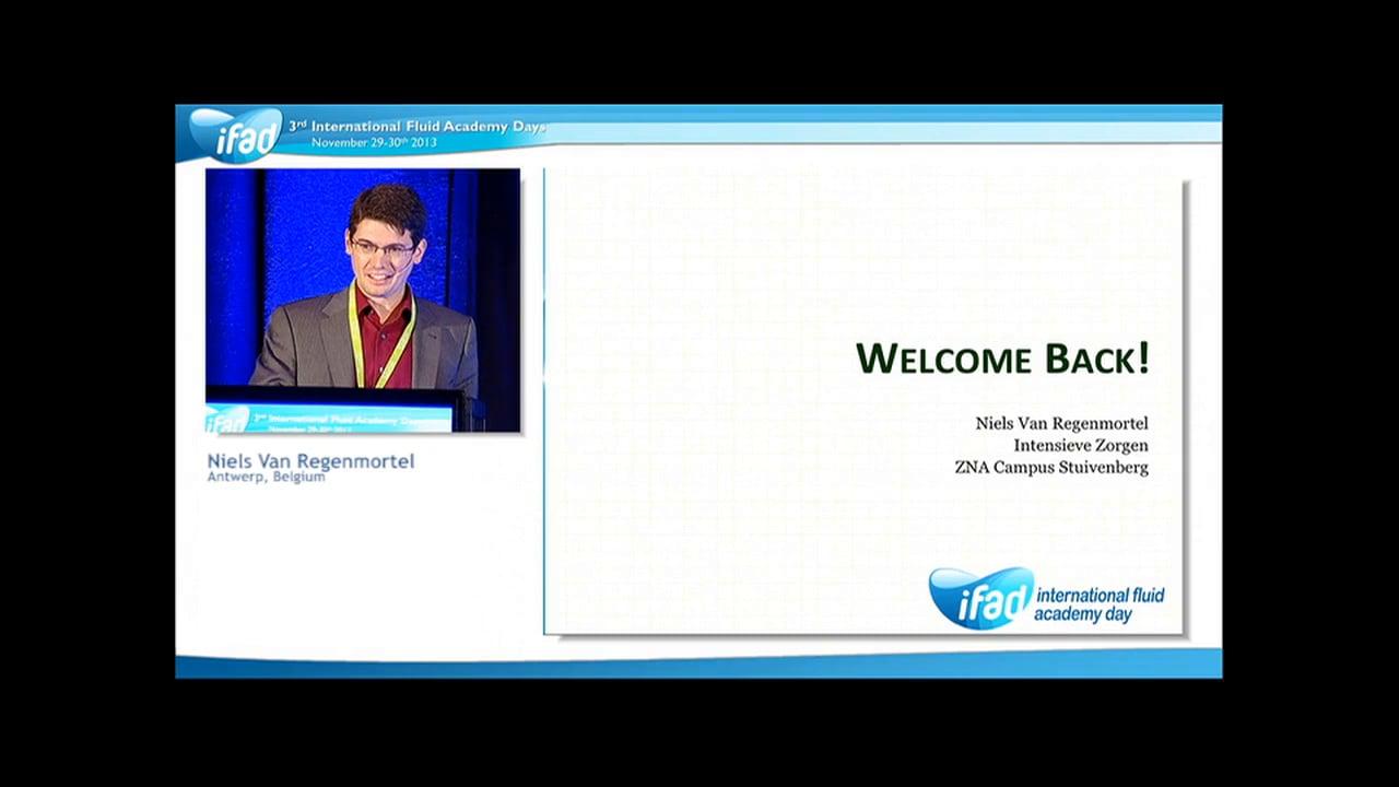 Niels Van Regenmortel - Warm Welcome
