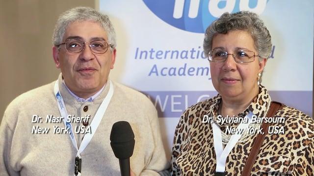 Faculty Quotes Sherif Nasr and Sylviana Barsoum