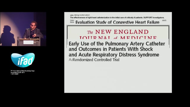 Circulatory optimisation - Are we choose the right parameters
