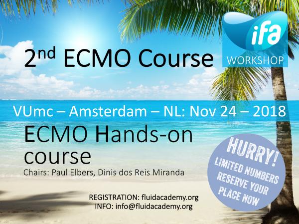 2nd ECMO course