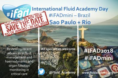 #iFADmini in Brazil (SP and Rio)