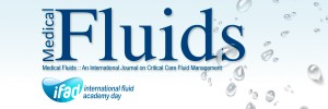 It is time to pay attention to fluid management: A warm welcome to the 2nd International Fluid Academy Day