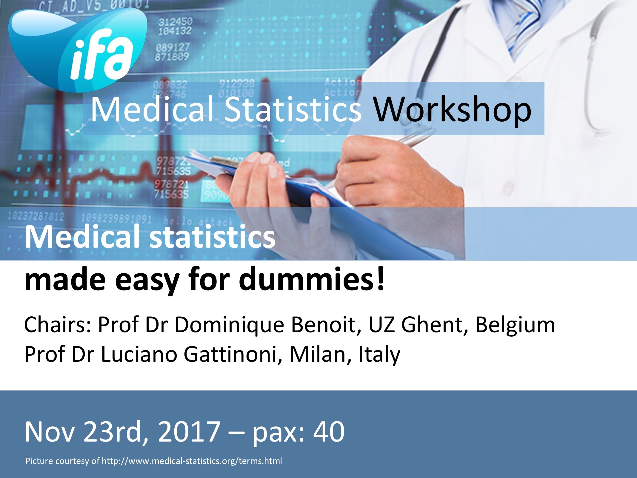 Workshop on Medical Statistics