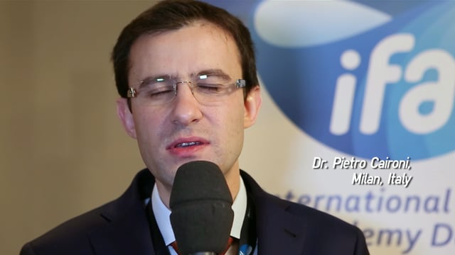 Faculty Quote Dr. Pietro Caironi