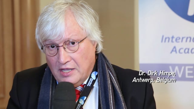 Faculty Quote Dr. Dirk Himpe