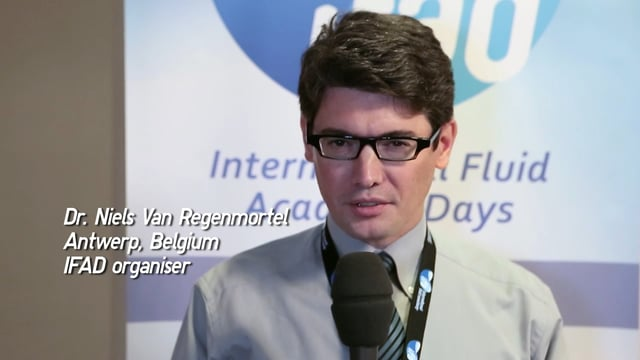 Faculty Quote Dr. Niels Van Regenmortel