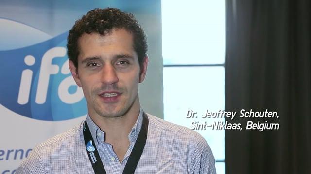 Faculty Quote Dr. Jeoffrey Schouten
