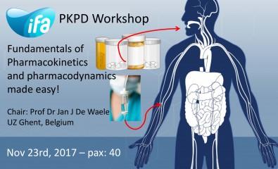 Workshop on PK/PD