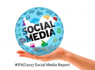 #IFAD2017 Social Media Report