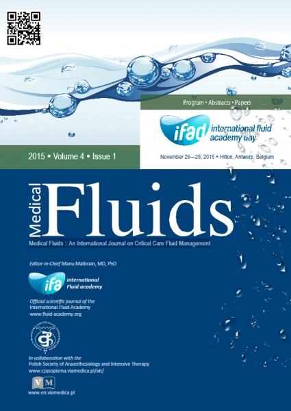Medical Fluids 2015